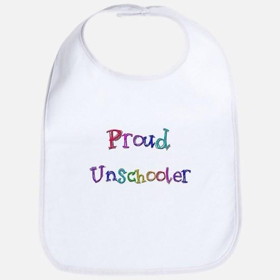 Proud Unschooler 22 Bib