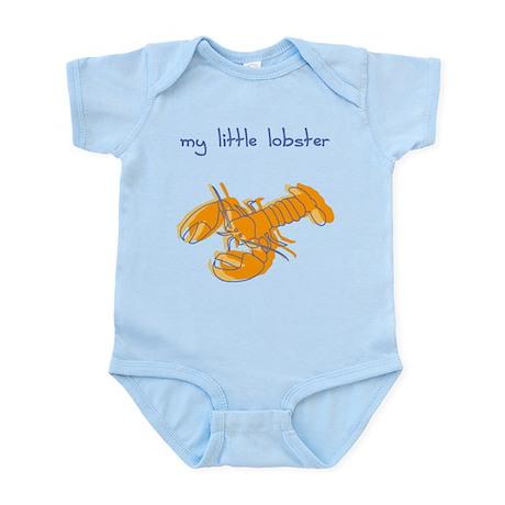 My Little Lobster Infant Bodysuit