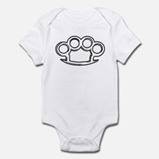 Brass Knuckles Infant Bodysuit