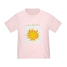 Sunny Disposition T