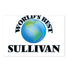 World's Best Sullivan Postcards (Package of 8)