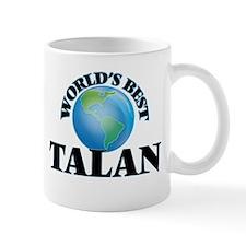 World's Best Talan Mugs
