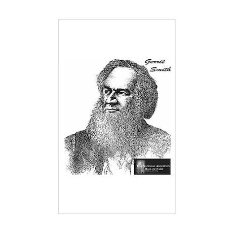 Gerrit Smith Rectangle Sticker