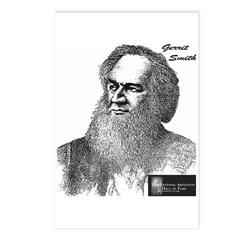 Gerrit Smith Postcards (Package of 8)