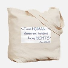 Gerrit Smith Tote Bag