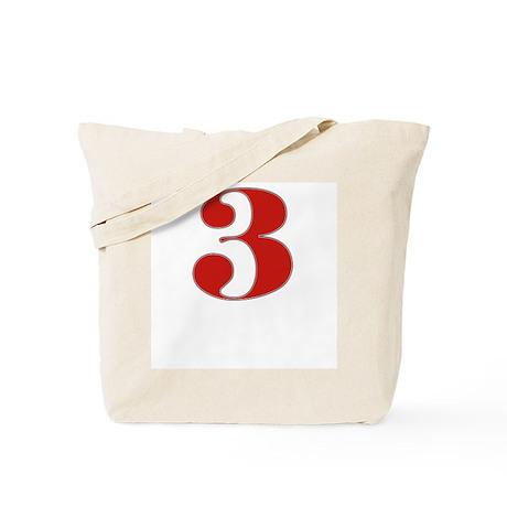 Precocious 3 Tote Bag