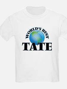 World's Best Tate T-Shirt