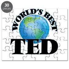 World's Best Ted Puzzle