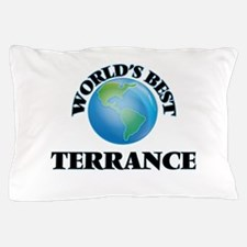 World's Best Terrance Pillow Case
