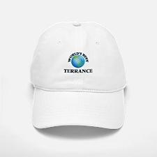 World's Best Terrance Baseball Baseball Cap
