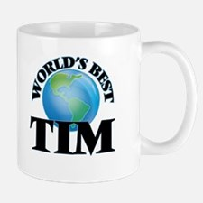 World's Best Tim Mugs