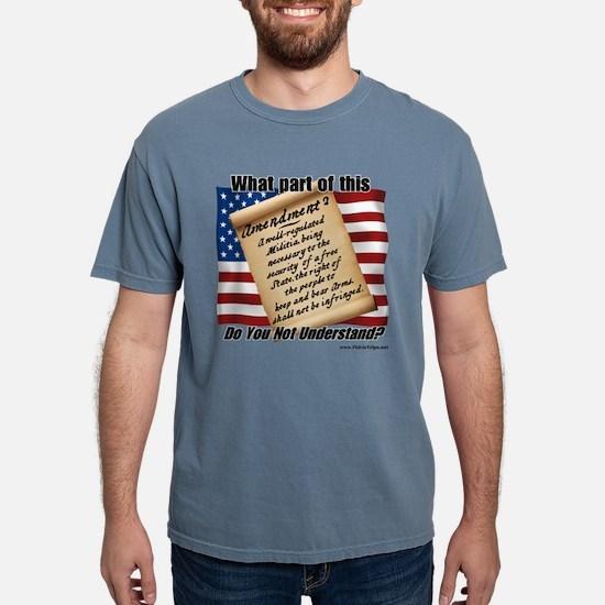Second Amendment Men's T-Shirt
