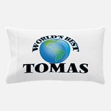 World's Best Tomas Pillow Case