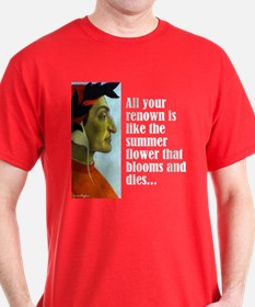 "Dante ""Your Renown"" T-Shirt"