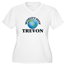 World's Best Trevon Plus Size T-Shirt