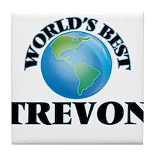 World's Best Trevon Tile Coaster