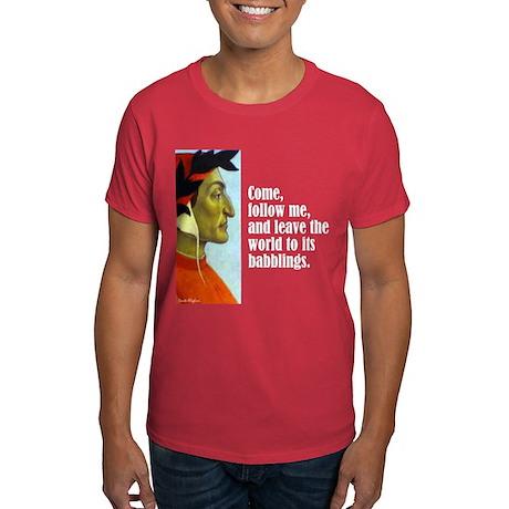 "Dante ""Follow Me"" Dark T-Shirt"