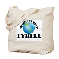 World's Best Tyrell Tote Bag