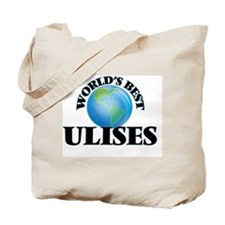 World's Best Ulises Tote Bag