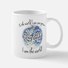 Saluki World2 Mug