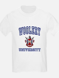 WOOLERY University T-Shirt