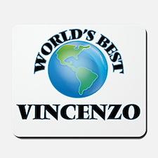 World's Best Vincenzo Mousepad