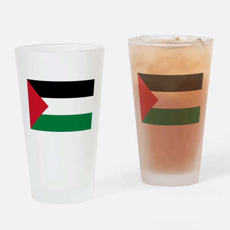 palestine-flag4000w.png Drinking Glass