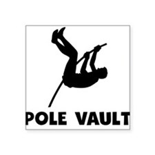 Pole Vault Sticker
