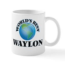 World's Best Waylon Mugs