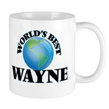 World's Best Wayne Mugs
