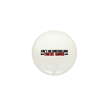 Gun Control Mini Button (100 pack)