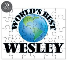 World's Best Wesley Puzzle