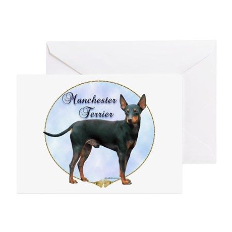 Manchester Potrait Greeting Cards (Pk of 10)