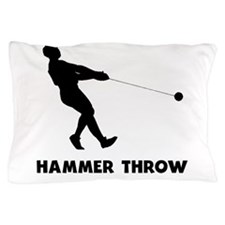 Hammer Throw Pillow Case