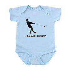 Hammer Throw Body Suit