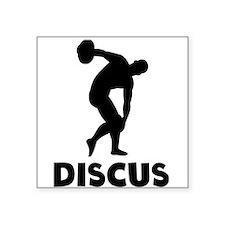 Discus Sticker
