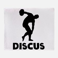 Discus Throw Blanket