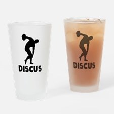 Discus Drinking Glass