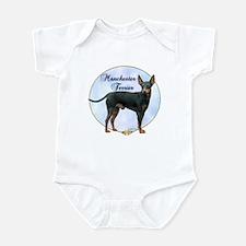Manchester Potrait Infant Bodysuit