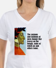 "Dante ""Customs & Fashions"" Shirt"
