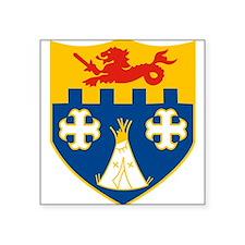 12th IR Crest Sticker