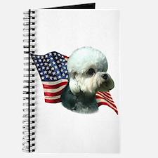 Dandie Flag Journal