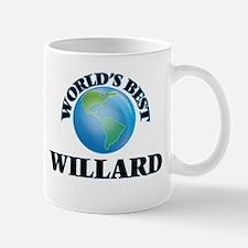World's Best Willard Mugs