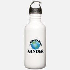 World's Best Xander Water Bottle