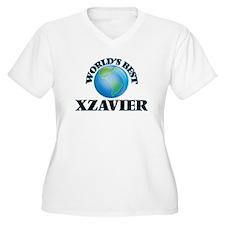 World's Best Xzavier Plus Size T-Shirt