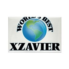 World's Best Xzavier Magnets