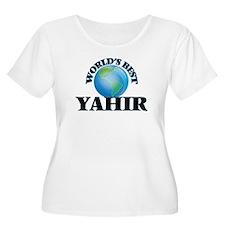 World's Best Yahir Plus Size T-Shirt