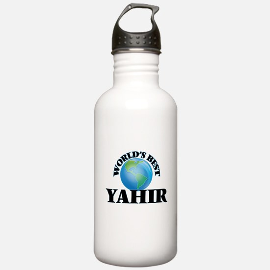 World's Best Yahir Sports Water Bottle