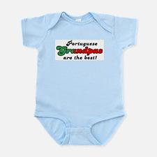 Portuguese Grandpas Infant Bodysuit