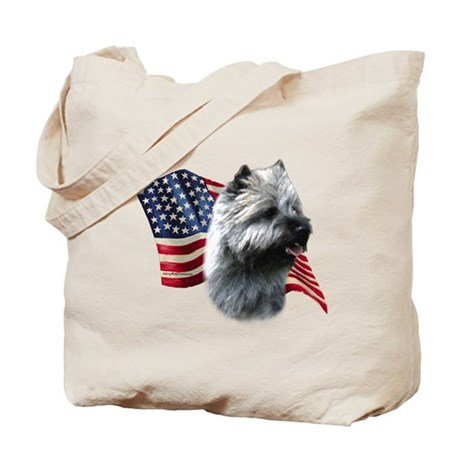 Cairn Flag Tote Bag